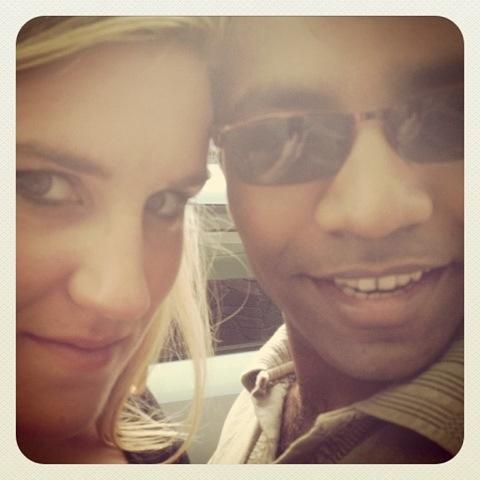 Babu and I