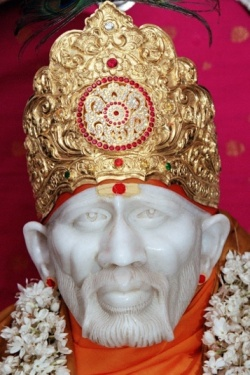 Baba statue