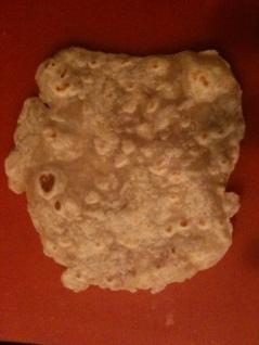 dodgy chapati